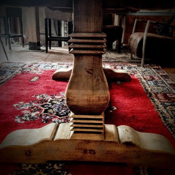 Pied de Table Scandinave
