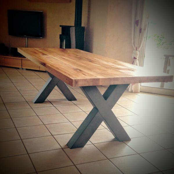 Table de Salle à Manger Croisés
