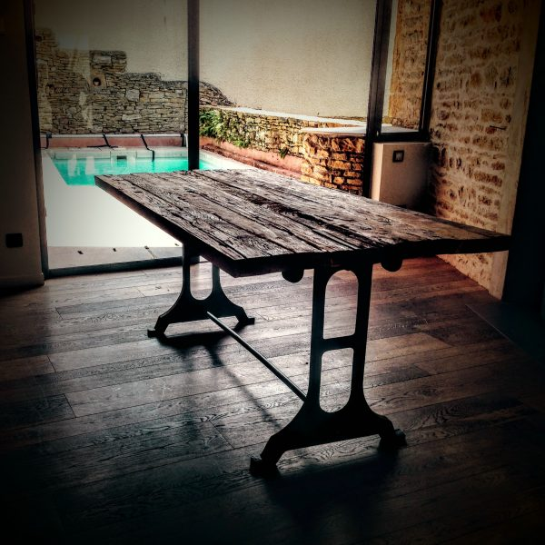 Belle Table de Salle à Manger