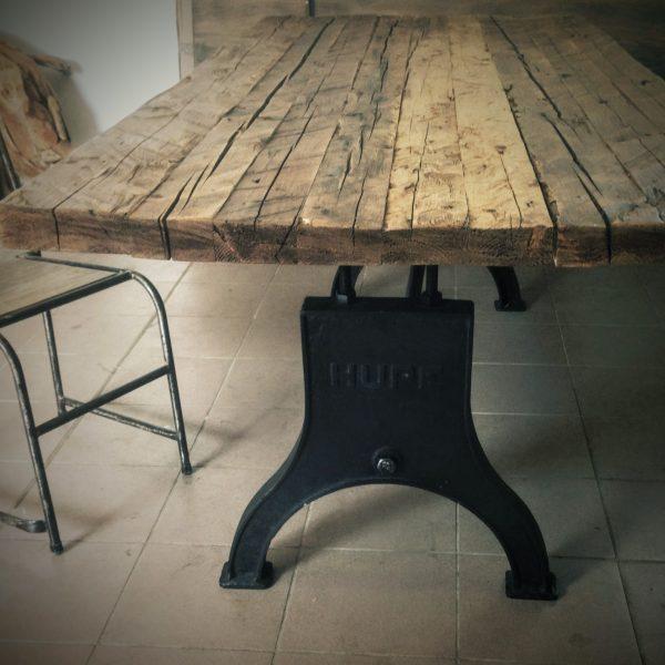 Table et Chaises Artisanales