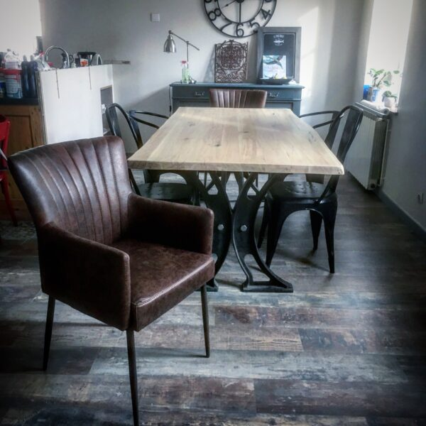 Table et Chaises Scandinave
