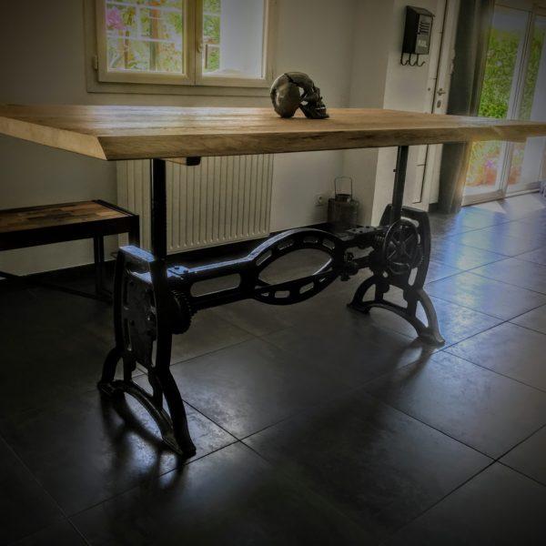 Table de Salon réglable