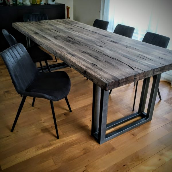 Table et Chaises originales