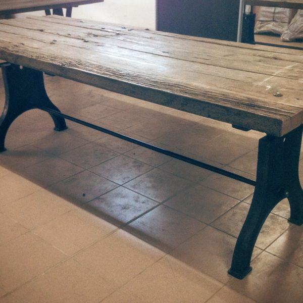 Création de Table Industrielle