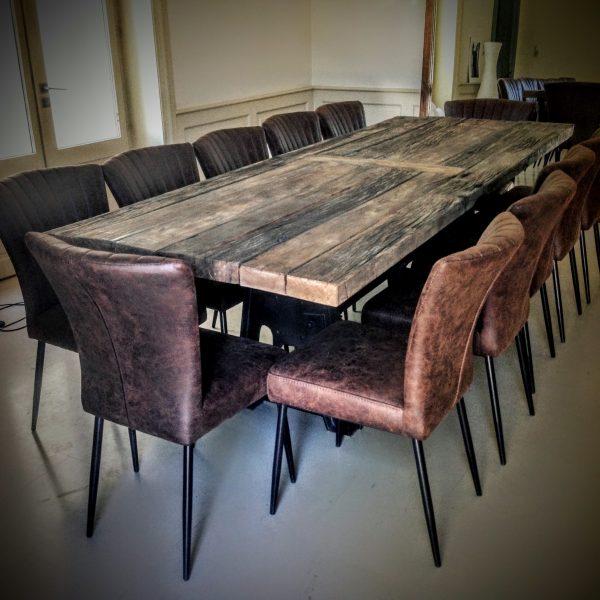 Table et Chaises Scandinave VitaDeco
