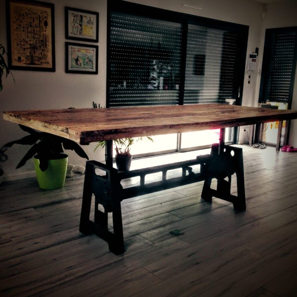 Table de Salon Artisanale Lyon