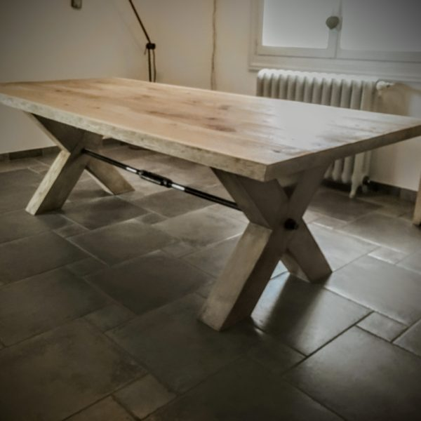Table à Manger Scandinave Bois