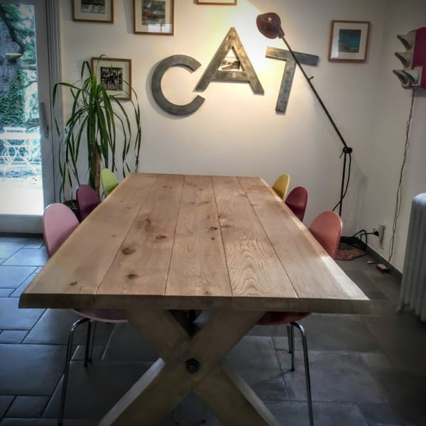 Table de Salon Artisanale