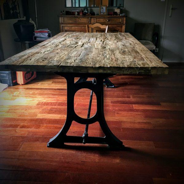 Table de Salon en Bois Lyon