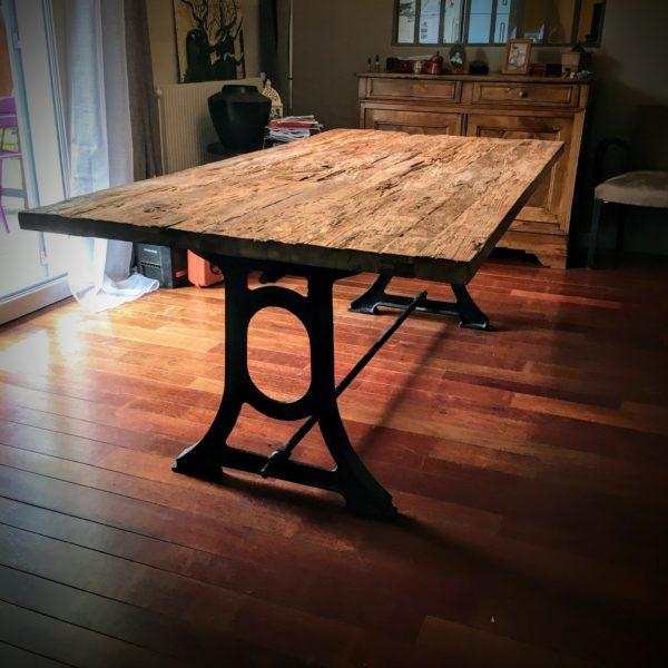 Table de Salon Massif