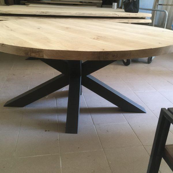 Table de Salon Ronde